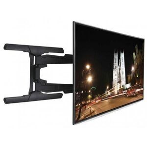 Photo of B-Tech Ultra Slim Double Arm Cantilever TV Bracket TV Stands and Mount