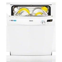 Zanussi ZDS22003WA 450mm Freestanding dishwasher Reviews