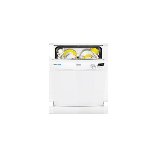 Zanussi ZDS22003WA 450mm Freestanding dishwasher