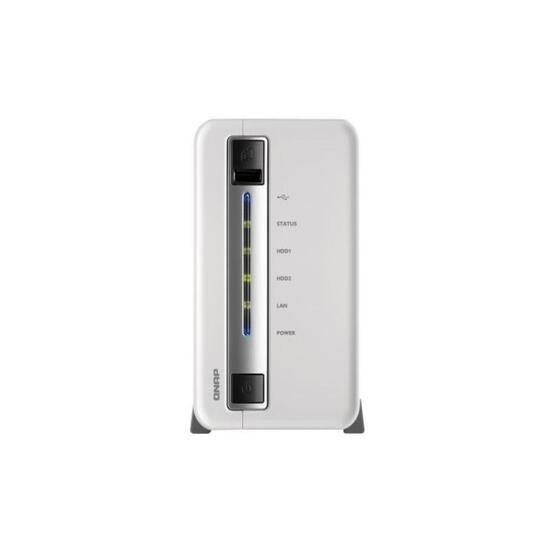 QNAP TS-212-E 2 Bay Desktop NAS Enclosure