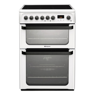 Photo of Hotpoint JLE61P Cooker