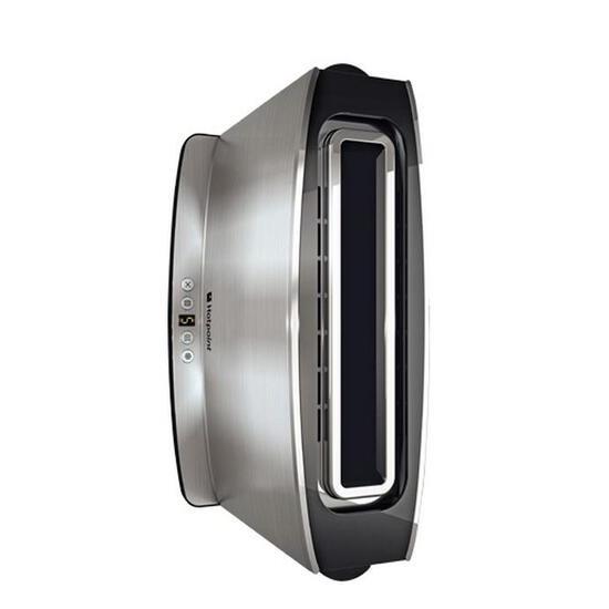 Hotpoint TT 12E AB0 UK - Black  1Slot Long Toaster