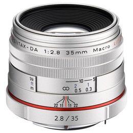 Pentax HD DA 35mm F2.8 Silver Lens