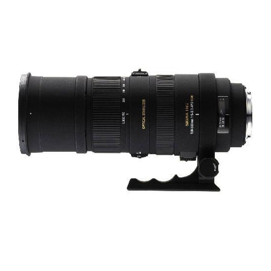 150-500mm F5-6.3 DG OS HSM for Pentax