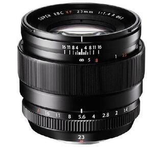Photo of Fujifilm Fujinon XF23MM F/1.4 Lens Lens