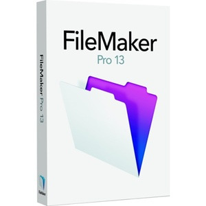 Photo of FileMaker Pro 13 Software
