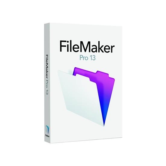 FileMaker Pro 13