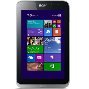 Photo of Acer Iconia W4-820 Tablet PC