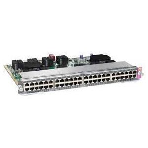 Photo of Cisco WS-X4648-RJ45V+E Router