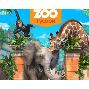 Photo of Zoo Tycoon Video Game