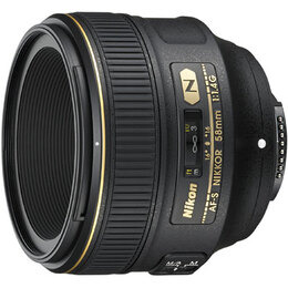 Nikon AF-S Nikkor 58mm f/1.4G