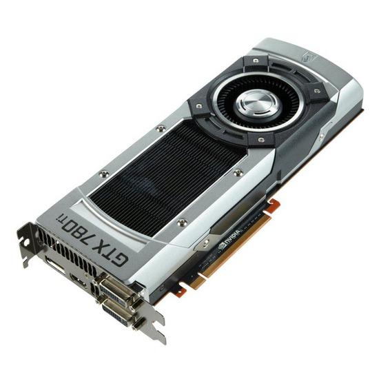 ASUS NVIDIA GeForce GTX 780 Ti PCI-E Graphics Card - 3 GB