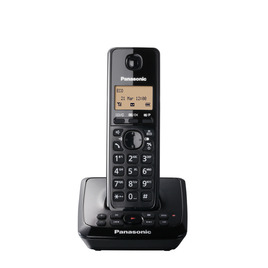 Panasonic KX-TG2721EB Cordless Phone with Answering Machine Reviews