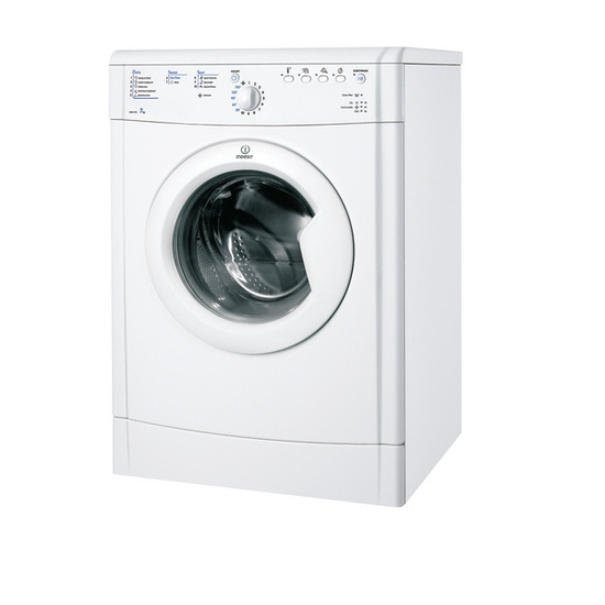 Indesit IDVA 735 Vented Tumble Dryer