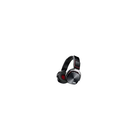 Sony NWZWH505B.CEW 3-in-1 16 GB MP3 Player with Headphones & Speakers - Black