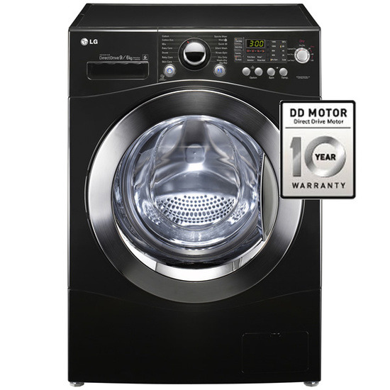 LG F1480RD6 1400rpm DD Washer Dryer 9kg/6kg 6-Motion