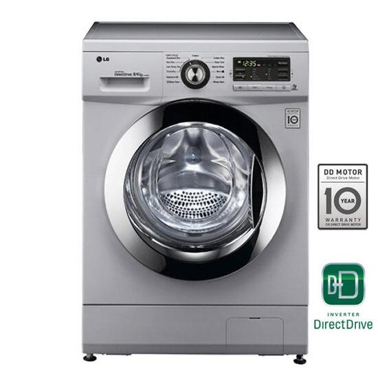 LG F1496AD5 1400rpm DD Washer Dryer 8kg/4kg Class B