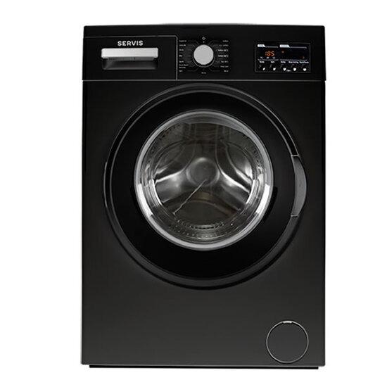 Servis W812F4HDB 1200rpm Washing Machine 8kg Load Class A