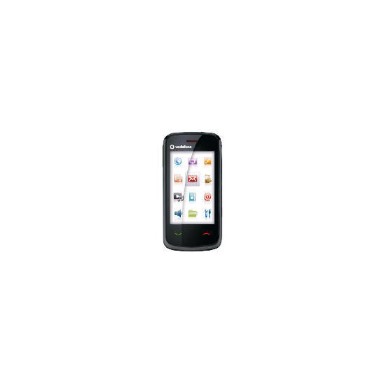 Vodafone Cute 547 Black