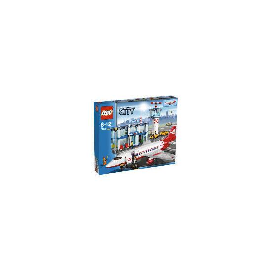Lego City Airport