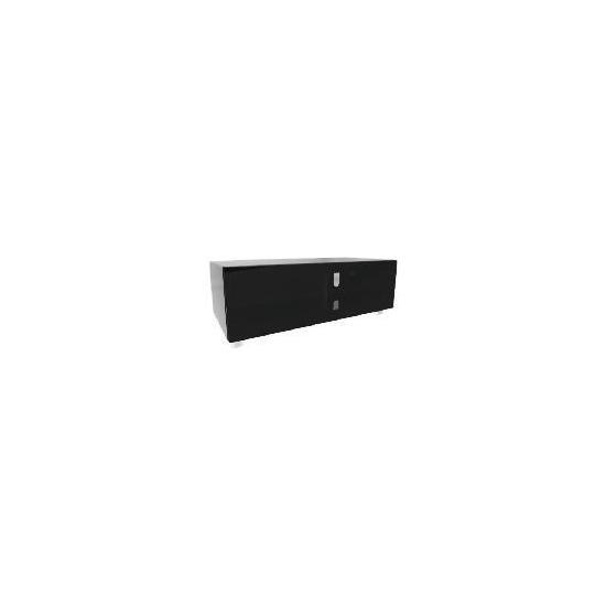 """Alphason T-CAB1000-BLK 55"""" TV Cabinet"""