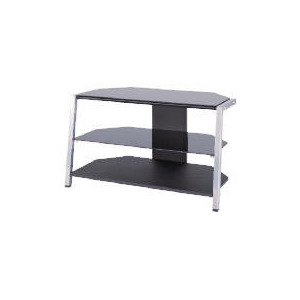 Photo of Alphason T-COL800/3-PB Glass TV Stand 40'' TV Stands and Mount