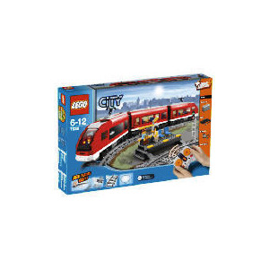 Photo of Lego City Passenger Train Toy
