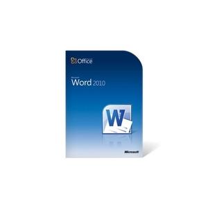 Photo of Microsoft Word 2010  Software