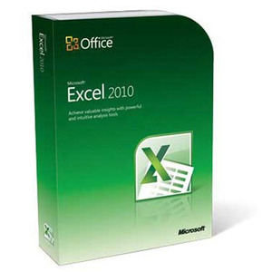 Photo of Microsoft Excel 2010 Software