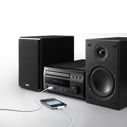 Denon DM38 with speakers Reviews