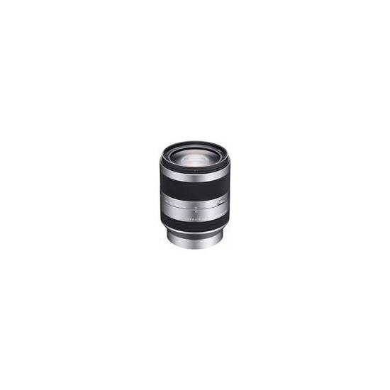 Sony 18-200mm f3.5-6.3 OSS Lens for NEX