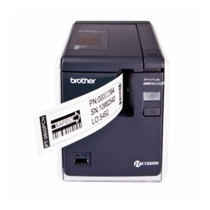 Photo of Brother P-Touch 9800PCN Labeller