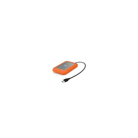 LaCie Rugged Hard Disk 500 GB, 7200 rpm