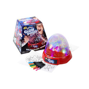 Photo of Crayola - Colour Explosion Glow Dome Toy