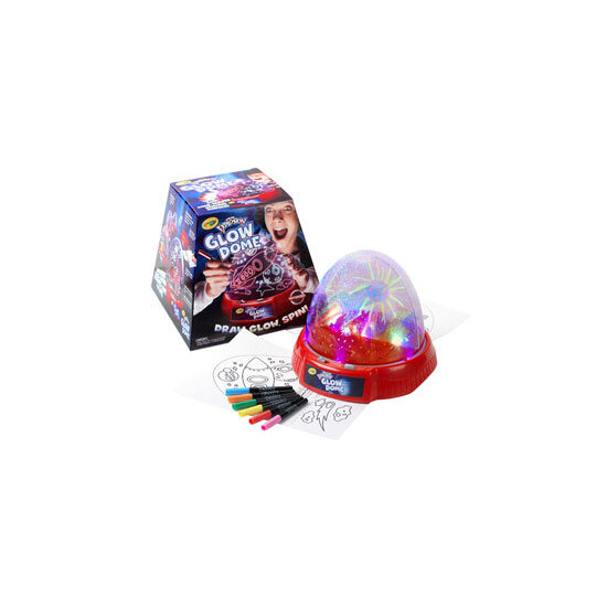 Crayola - Colour Explosion Glow Dome