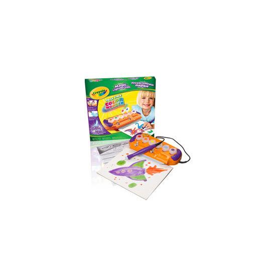 Crayola - Colour Wonder Magic Light Brush