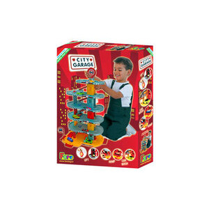 Photo of City Garage 4 Levels Toy