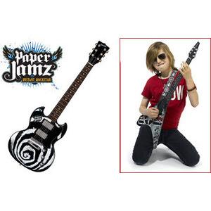 Photo of Paper JAMZ Rock Guitar Toy