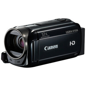 Photo of Canon Legria HF R506 Camcorder