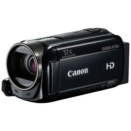 Canon HF R56 Camcorder - Black Reviews