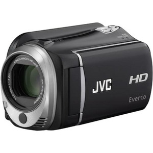 Photo of JVC Everio GZ-HD620 Camcorder