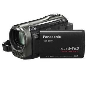 Photo of Panasonic HDC-TM55 Camcorder