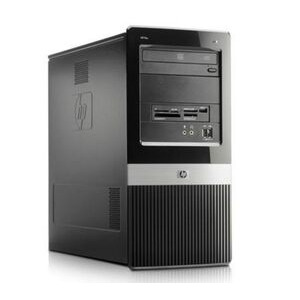 Photo of HP Pro 3010 Desktop Computer