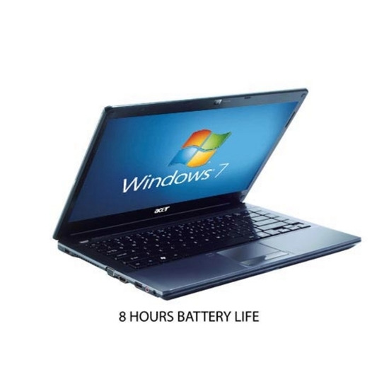 Acer Aspire Timeline 4810TZ-413G25Mn (Refurbished)