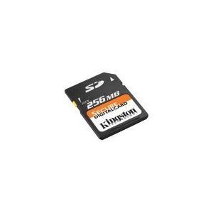Photo of Kingston SD 256 Memory Card