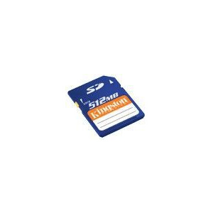 Photo of Kingston SD 512 Memory Card