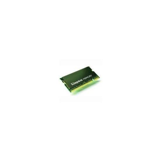 Kingston - Memory - 512 MB - MicroDIMM 172-pin - DDR - 333 MHz / PC2700