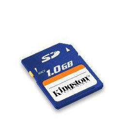 KINGSTON 1GB SECURED DIGITAL Reviews