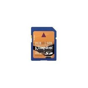 Photo of Kingston SD 2GB s Memory Card