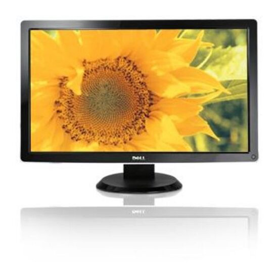 "DELL st2410 24"" widescreen lcd monitor"